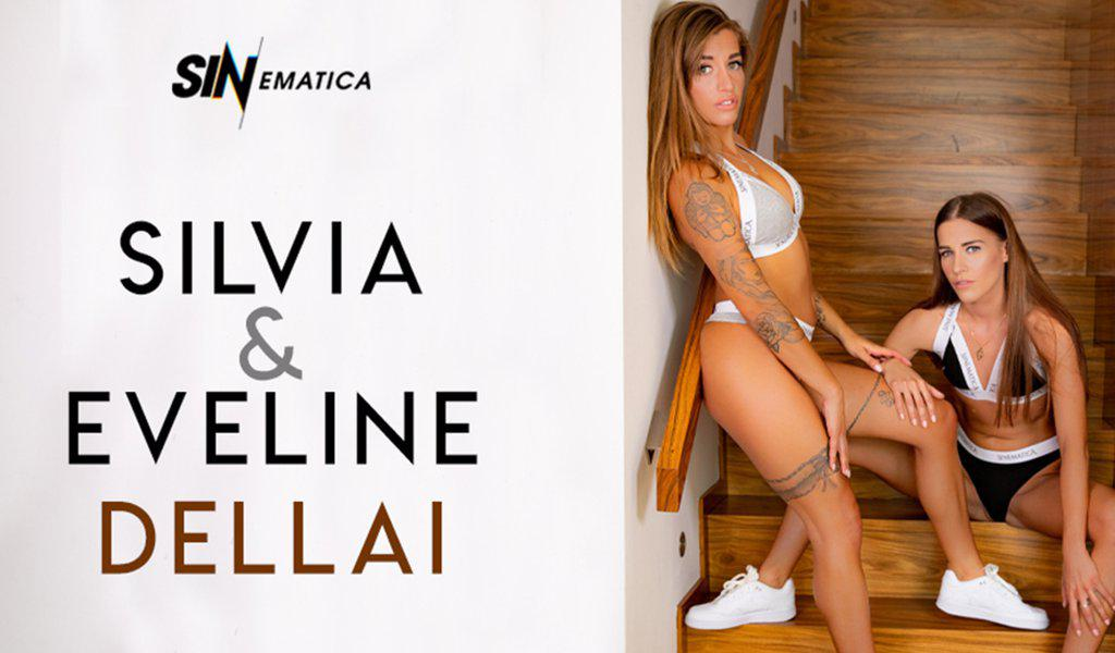 Dellai Twins and Mike Chapman Star in SINematica's Newest Scene  @SinematicaBrand