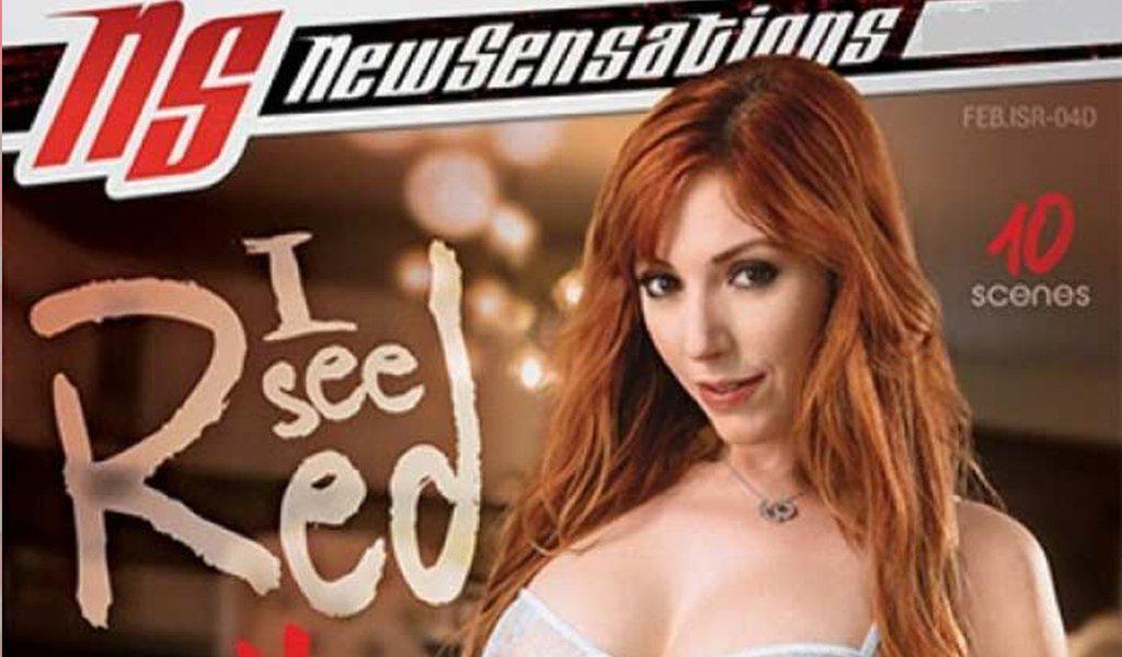 Lauren Phillips Lands Cover of New Sensations' 'I See Red 4'  @LaurenFillsUp @newsensations