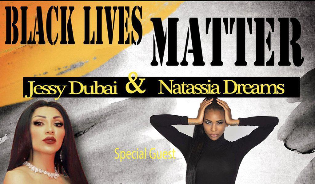 Jessy Dubai & Natassia Dreams Unite Forces for #BlackLivesMatter  @tsjessy @NATASSIADREAMSX