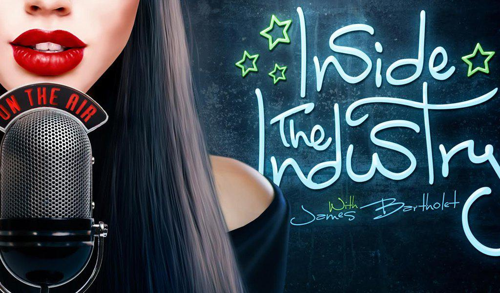 Alicia Rio Guests on 'Inside the Industry' Tonight at 7  @JamesBartholet @latinqueen69xxx