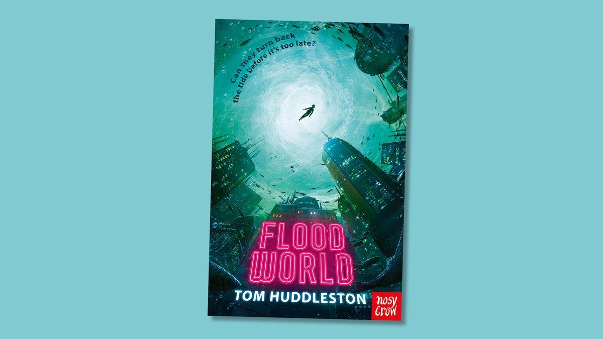 test Twitter Media - RT @NosyCrowBooks: FloodWorld, by @TomHuddleston_: https://t.co/tMLQVHT2BR https://t.co/bNAt2wmBo0