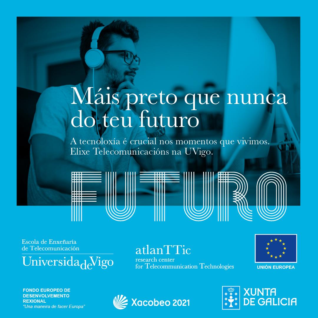 test Twitter Media - 🌐🛰📲📡💻 Máis preto que nunca do teu #futuro. Elixe #telecomunicacións na #UVigo.  #atlanTTic #TelecoUVigo #enxeñaria #telecomunicacion #TIC #investigacion #innovacion   @EETelecoVigo @uvigo https://t.co/Bz3XeDQpTf