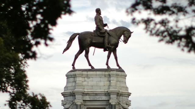 Virginia governor says Richmond's Robert E. Lee statue will be removed