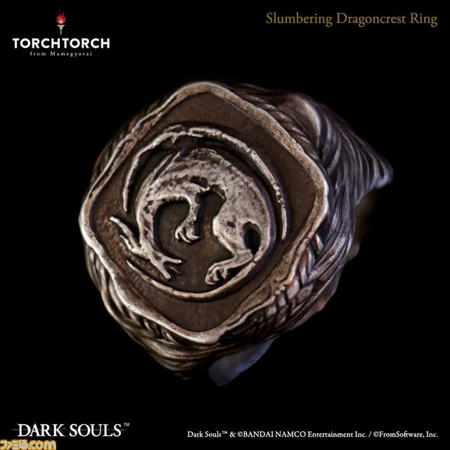 """test ツイッターメディア - 『ダークソウル』""""静かに眠る竜印の指輪""""が本格アクセサリーとして8月に発売。本体はシルバー925製で竜の彫刻部分やアーム部分も完全再現 #DarkSouls #ダークソウル https://t.co/IWDWWXXBnu https://t.co/v5TZSohLEU"""