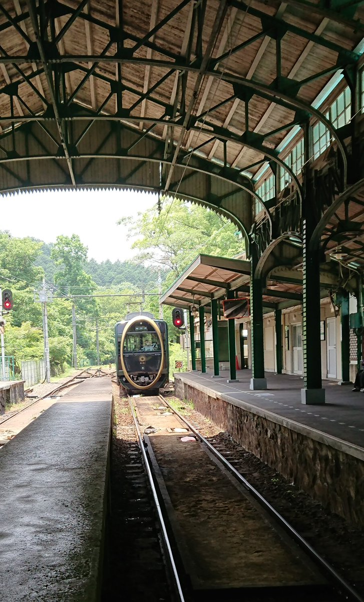test ツイッターメディア - 電車は『ひえい』だった✨ それと帰りに買った出町ふたばの豆餅。美味しかったー😆 https://t.co/V2HmsUlYRM