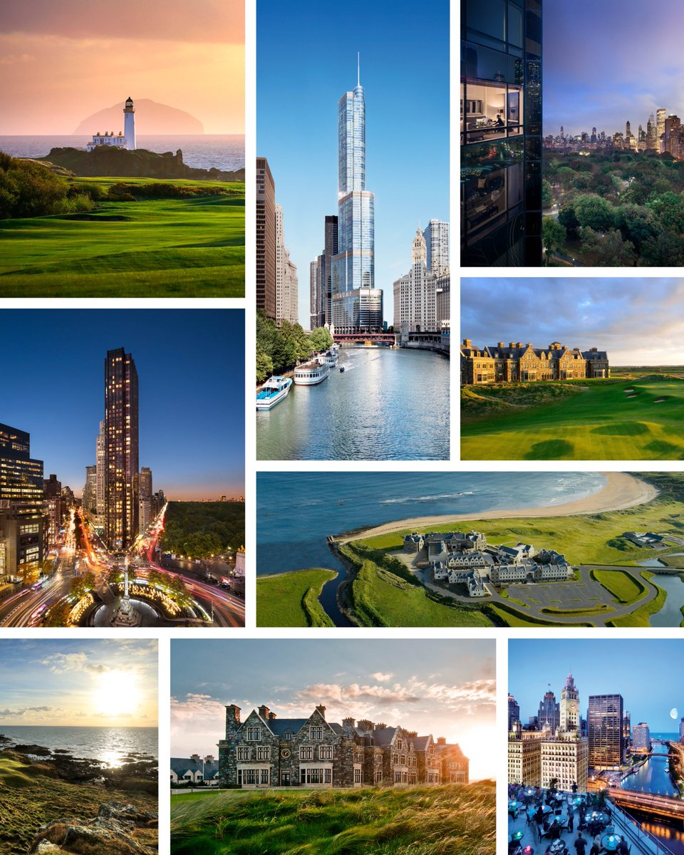I could not be more proud of my incredible team at The Trump Orginization! Our properties have never been better and it shows - here are just a few of the hundreds of accolades thus far in 2020! @Trump @TrumpHotels @TrumpGolf @TrumpWinery @MarALago @TrumpTower