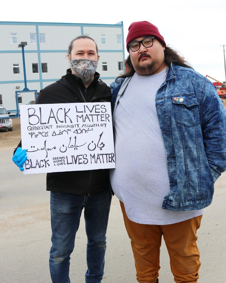 test Twitter Media - A few more from today #BlackLivesMatter rally in #Iqaluit #Nunavut https://t.co/byZQUxO8o1
