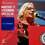 🔴⚙️ #GKN Stasera @RedavidF sarà ospite alle 22.50 di @BBerlinguer a @Cartabiancarai3 su @RaiTre. 📺 https://t.co/rfWjRrdDIE