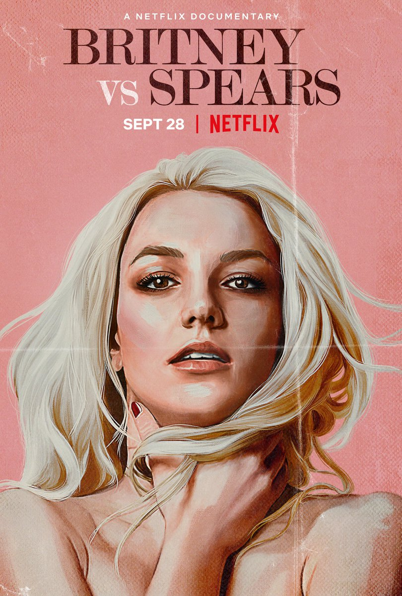 The new FreeBritney documentary BritneyVsSpears premieres Sept. 28 on Netflix