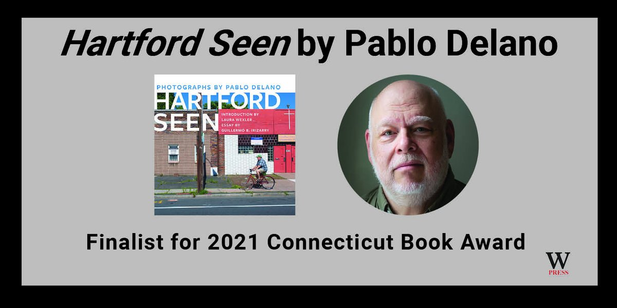 """test Twitter Media - Congratulations Pablo Delano! """"Hartford Seen"""" is a finalist for a Connecticut Book Award. The book is a photographic celebration of Hartford's visual histories & diverse neighborhoods. #Hartford #CityLife #UrbanPhotography #CityScape #CTBookAwards2021 @PablitoPistola @CTBookCTH https://t.co/B5EnfG3sl2"""