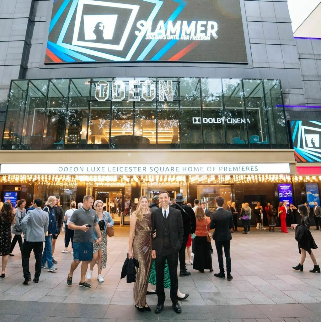 test Twitter Media - After months of preparation, I scrubbed up and enjoyed the @slammerfilm preview screening at @odeonlsq with @helenlyndsayfisher and a 750-strong audience for a great night out. #film #producerlife #productiondesign #bignight https://t.co/ZxkBDRjbwU https://t.co/7lXxKoNxBW