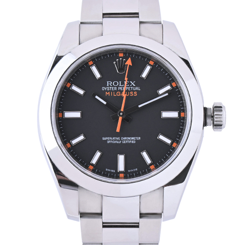 test ツイッターメディア - 「ロレックス ミルガウス」をお預かりいたしました。こちら預託使用料が毎月14,900円キャッシュバックとなります。普段使っていない腕時計を「トケマッチ」に預託ください。レンタルに貸し出すことで安定した収益を得ることができます #ロレックス #ミルガウス #腕時計投資 #お小遣い #副業したい https://t.co/NvVTKfhAFz