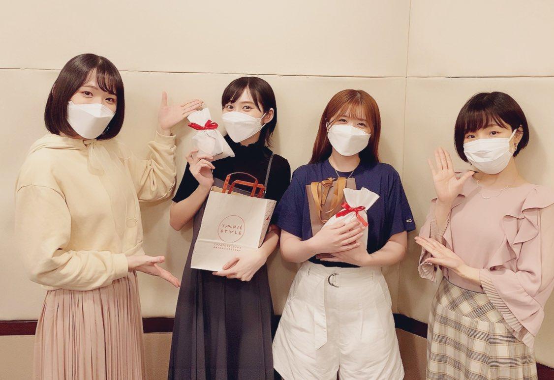 洲崎綾の9月13日のツイッター画像
