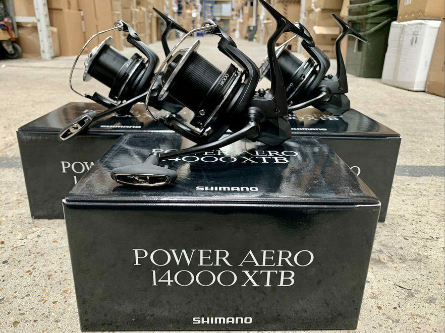 Ad - Shimano Power Aero 14000 XTB Reels On eBay here -->> https://t.co/PpbS1g3Pt0  #carpfishin