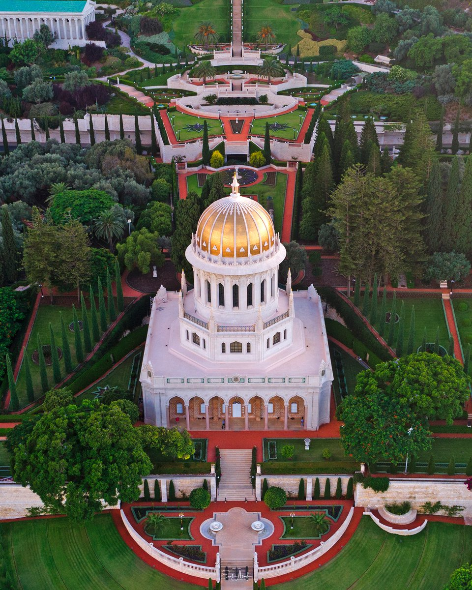 test Twitter Media - Israel is central to Judaism, Christianity  & Islam, but did you know it's also a spiritual center for the @Bahai faith?   The Bahá'í faith has around 5 million adherents worldwide, with one of its main religious sites, the Bahai Gardens, located in Haifa, Israel.  📸 @eyalasaf https://t.co/qXCFnGAqLY