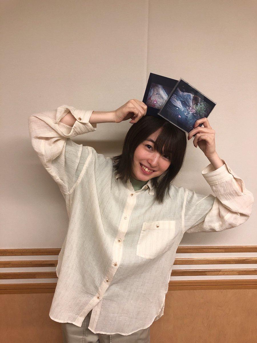 上田麗奈の9月14日のツイッター画像