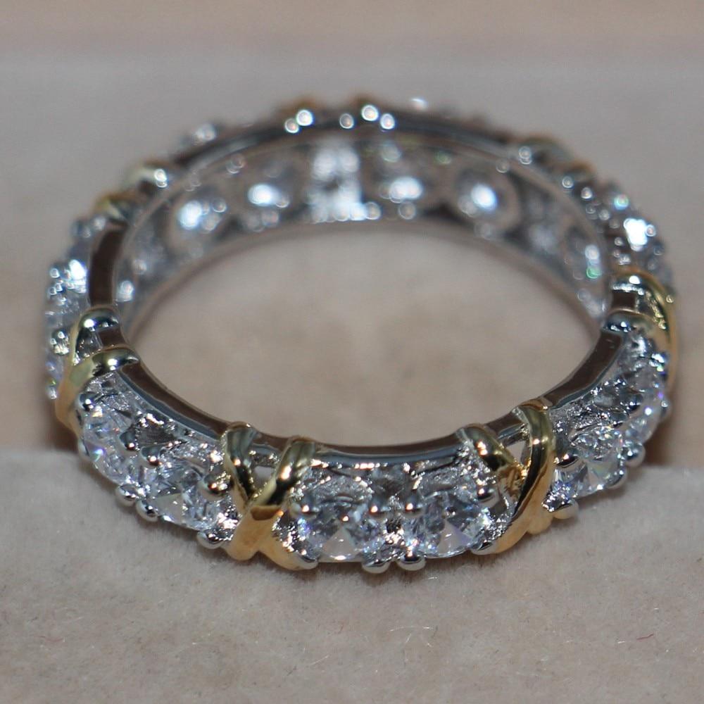 test Twitter Media - #rings Größe 5-11 Großhandel Marke Schmuck Handgemachte 925 sterling Silber gefüllt weiß gold Overlay 5A CZ Hochzeit Band Ring für Liebhaber geschenk https://t.co/tXoP8ViLdZ https://t.co/M8KpwBbyvq