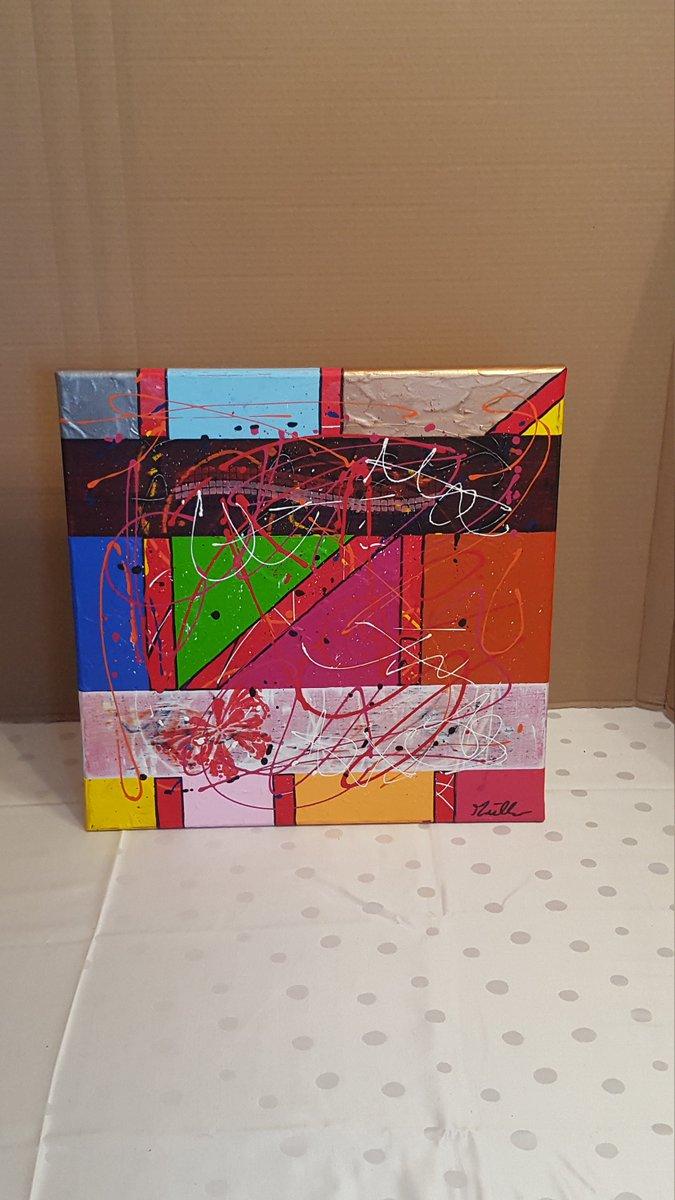 test Twitter Media - Ich freue mich, den jüngsten Neuzugang in meinem #etsy-Shop vorzustellen: 50x50cm Abstrakte Malerei, Geschenk, Wandbild, Wandmalerei, Unikat, https://t.co/eQ8YzkwNl5 #buro #artdeco #abstraktgeometrisch #abstrakt #geburstag #wanddekor #hochzeit #verschonern #office https://t.co/W2wya804n1