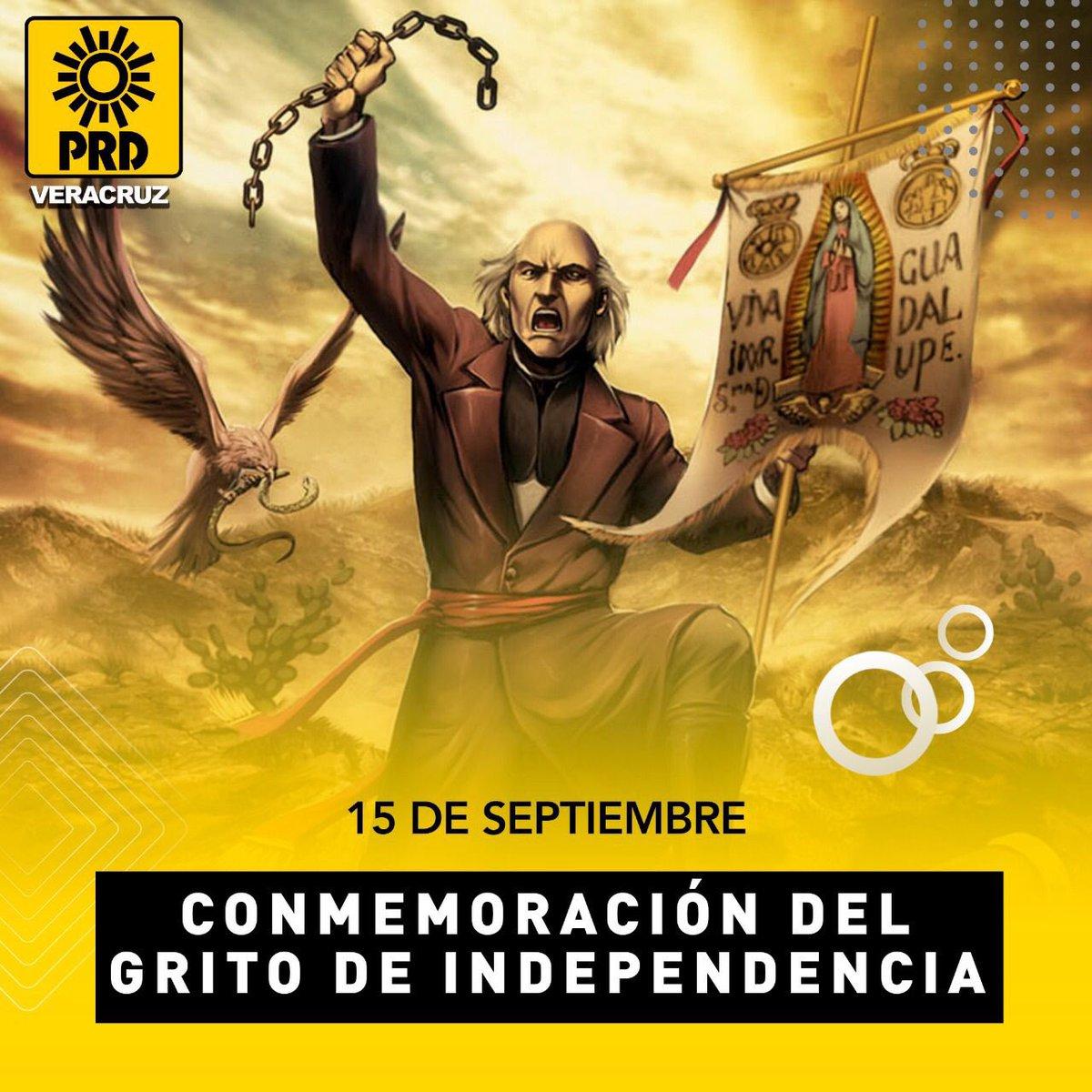test Twitter Media - #Efeméride 🟡  El día de hoy conmemoramos el #GritoDeDolores, quien hizo un llamado a los mexicanos para levantarse en armas contra la Nueva España, iniciando de esta manera la #Independencia. https://t.co/T7LTHXkUtz