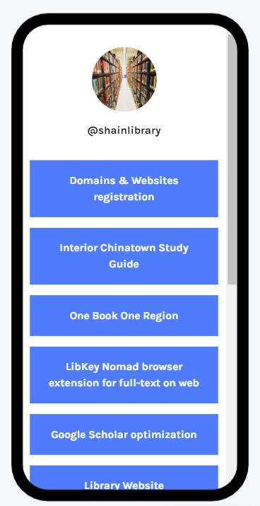 test Twitter Media - Have you seen the LinkTree on our #ShainLibrary Instagram account? It provides direct links to a lot of great library resources. https://t.co/xiBxtYyduD @ConnCollegeLive https://t.co/tSbBJs8tp7