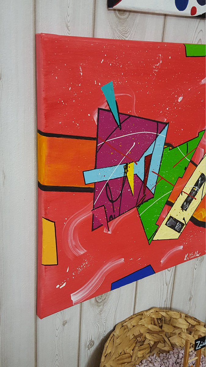 test Twitter Media - Ich freue mich, den jüngsten Neuzugang in meinem #etsy-Shop vorzustellen: 50x50cm Abstrakte Malerei, Geschenk, Wandbild, Wandmalerei, Unikat, https://t.co/OUFu00ROIz #eingang #abstraktgeometrisch #artdeco #abstrakt #geburstag #wanddekor #hochzeit #geschenk #abstraktema https://t.co/PvFlV8bJLH