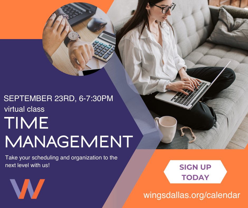 test Twitter Media - Join us for the September 23rd virtual class, Time Management! We are eager to share with you the best strategies to get on top of your schedule and stay organized. Put this one on your calendar NOW! Register: https://t.co/87gQ9BObJ4 https://t.co/Htk6xOtUXB