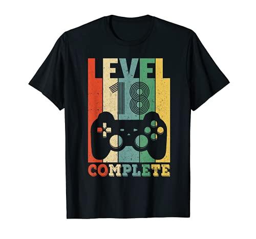 test Twitter Media - Herren 18. Geburtstag Mann Level 18 Jahre Junge 2003 Deko Geschenk T-Shirt ASIN: B07QK3DNYT Category: Spiele für PC Brand: Geburtstagsgeschenk 2003 geboren Deko Geschenkidee... - https://t.co/syyrgKn90j #geschenk #geschenke https://t.co/VdqVgtM0D3