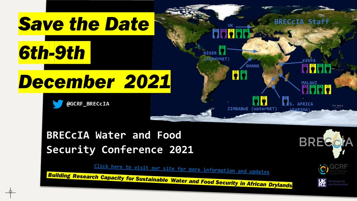 test Twitter Media - SAVE THE DATE  6th-9th December 2021   BRECcIA Water and Food Security Conference   More updates, invites and information to follow   https://t.co/rm8e8VkCuI https://t.co/E2VLJ2dnhS