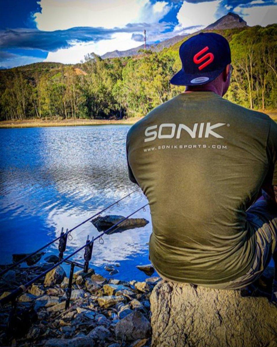 How's your Saturday going?  #Sonik #Sunnysaturday #Subsonik #Sunhat #Gizmo #Carpy #Karpfen #Carpfish