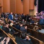 推文开头的图片:威斯康星州创新奖颁奖典礼