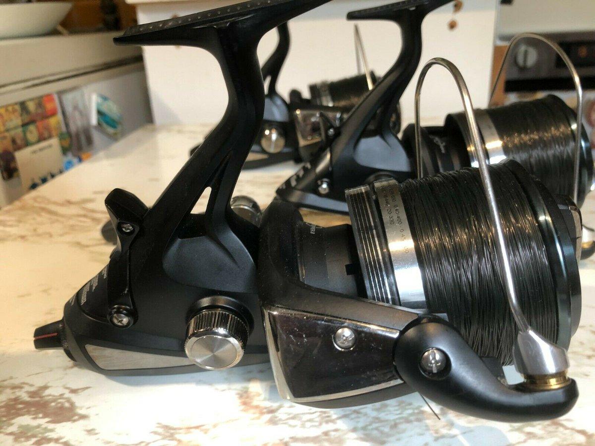 Ad - 3x SHIMANO MEDIUM BAITRUNNER XT-A LC On eBay here -->> https://t.co/oxWekcp5Q7  #carpfish