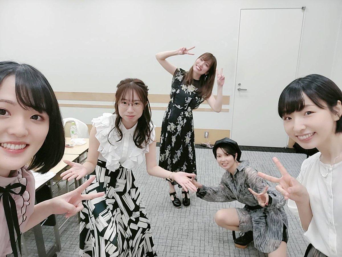 洲崎綾の9月19日のツイッター画像