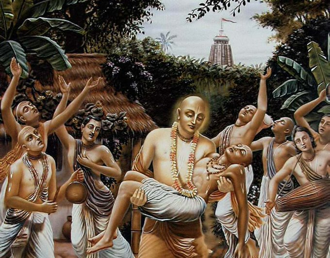 The Glories Of Srila Haridasa Thakura.Srila Prabhupada: From this statement by Sri Caitanya Maha....
