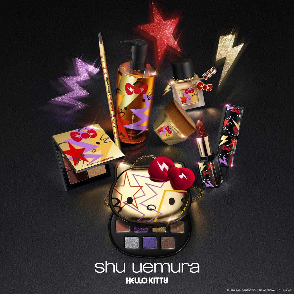 shuuemuraの10月8日のツイッター画像