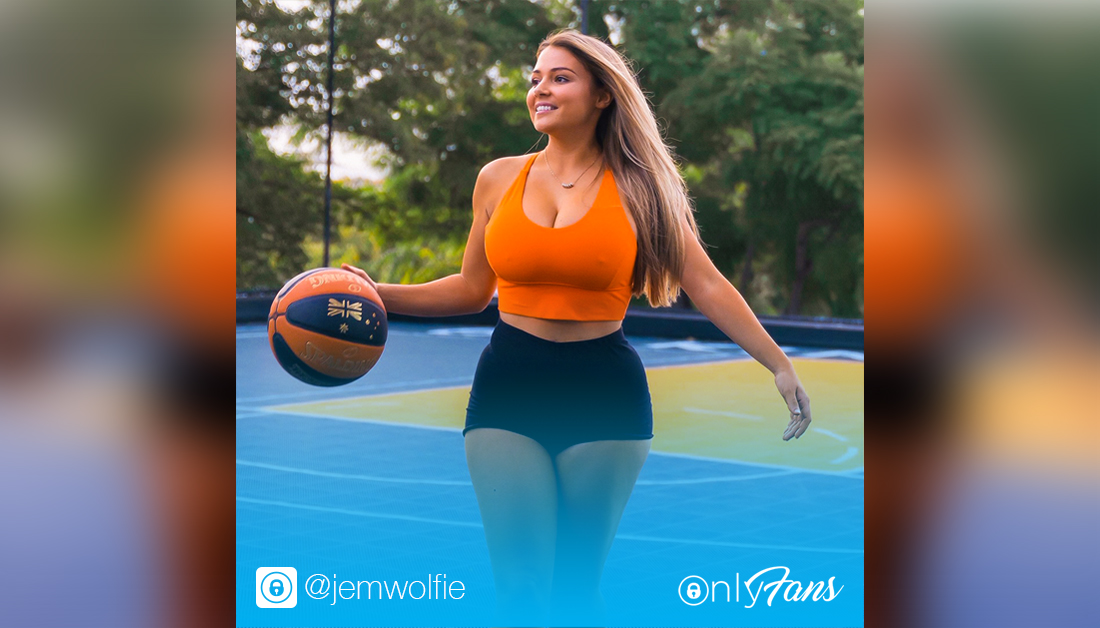 Basketball, fitness, modelling and so much more from the beautiful @JemWolfie. Check out Jem's exclusive content over on OnlyFans: