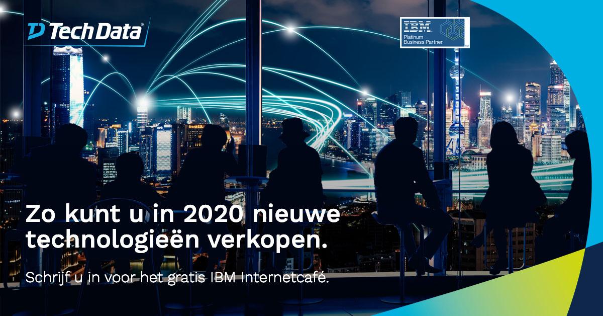 Uitnodiging: IBM Internetcafé op 23 juni Het…