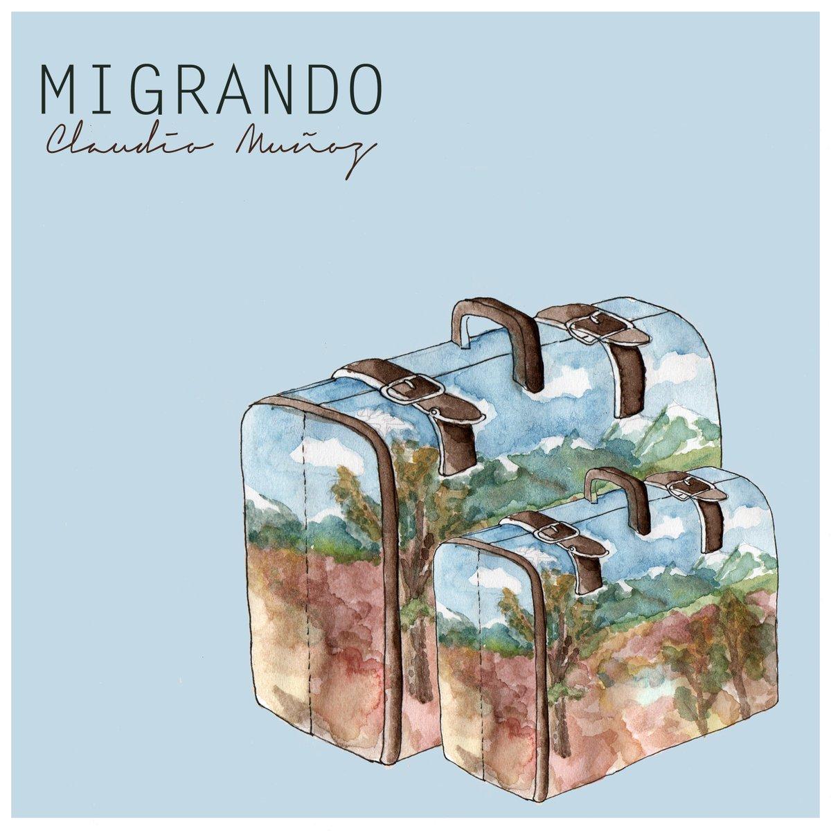 """test Twitter Media - Claudio Muñoz libera """"Migrando"""", su EP debut 💿🎶. La ópera prima del solista chileno contiene 4 canciones que reflejan su característico estilo musical y exponen el concepto de migración personal en sus letras ✍️. Escúchalo en todas las plataformas -> https://t.co/GGb4dw8y00 https://t.co/G0Y5NBSauq"""