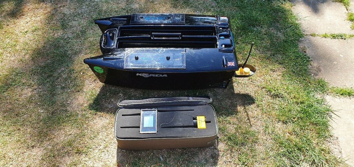 Ad - Angling Technics Microcat HD bait boat On eBay here -->> https://t.co/kgaQJcUpGo  #carpfi