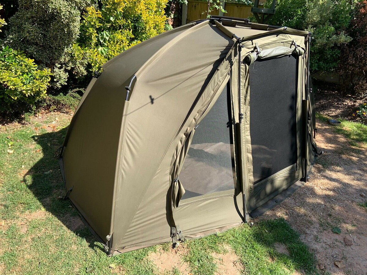 Ad - Trakker Tempest Bivvy On eBay here -->> https://t.co/ncskK2qkW6  #trakker #carpfishing ht