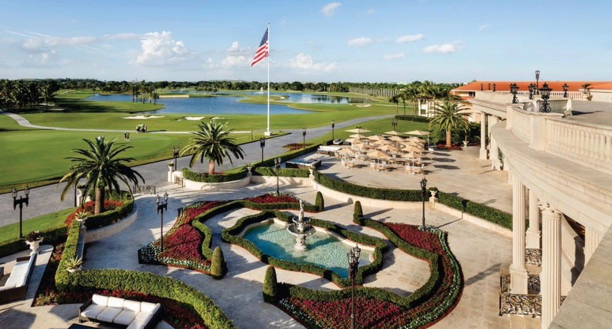 We are incredibly excited to be reopening all hospitality at Trump Doral, Miami on June 18th!! The courses are impeccable and our teams are waiting for you! To reserve your tee times / hotel rooms simply visit  or  @TrumpDoral 🇺🇸🇺🇸