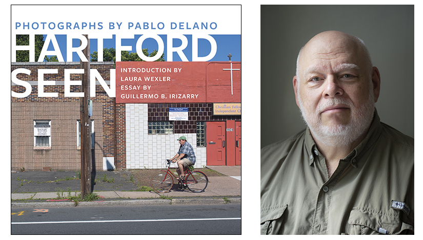 """test Twitter Media - Pablo Delano presents Hartford """"in a state of flux,"""" where the layering of architecture, small businesses, and residential neighborhoods reflect the city's history. View some of his gritty yet colorful photographs here: https://t.co/96ZjqPwc5X Use discount code Q301 for 30% off. https://t.co/uIUfc03IKM"""