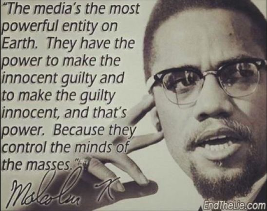 @Patrici15767099 America keep the faith everyone and stay United. Don't let them divide you. The set up is real folks pay attention. Malcolm knew ⤵️