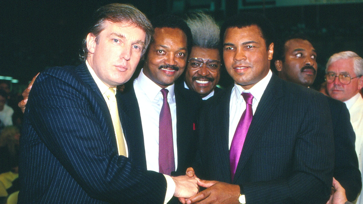 Muhammad Ali's Son: My Dad Wouldn't Have Supported 'Racist' Black Lives Matter, Would've Supported Trump