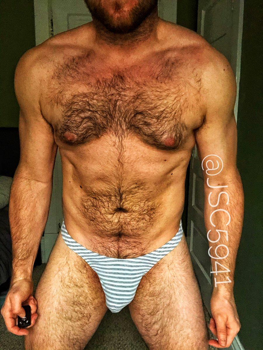 Hope you boys have a great start to the week.   #manthong #thong #mensunderwear  #underwear #gayunderwearfetish #bulge #gaybulge #scruff #scruffy #hairymen #scruffymen #gay #gayman #instagay #gayjock #gaymen  #underwearselfie