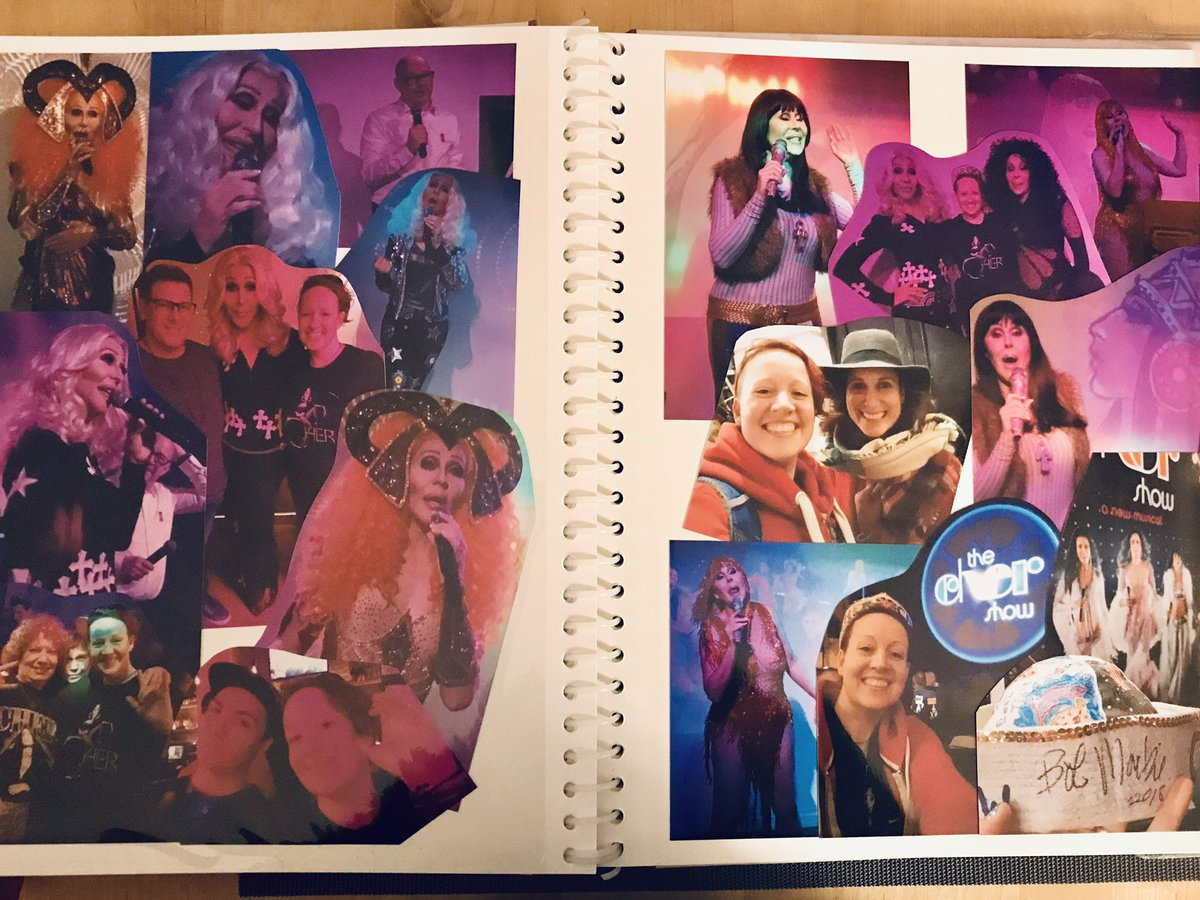 Sat 3rd Nov 2018....what a night!! 🙌 @candistratton & @ChadMichaels1 at #RiseBarNYC raising funds for @CCAKidsTweet (courtesy of #CherCrewz2018), followed by @TheCherShow & meeting @StephanieJBlock & @BobMackie who both signed my sailor hat! So grateful to @cher xx 🙏❤️🤟