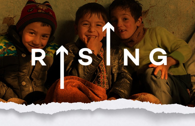 RISING has raised an incredible £50k for our Coronavirus Crisis Appeal! Thank you to Hot Vox and to everyone who has taken part so far 👏. Follow @Hot_Vox to keep up to date with what RISING live-stream events are next!