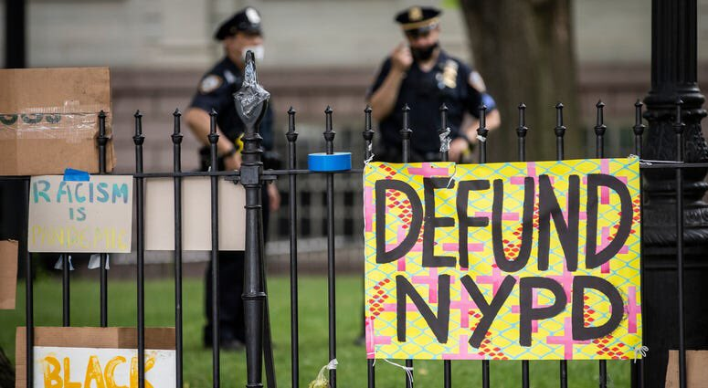 NYC City Council approves slashing $1 billion from NYPD; nearly 1,200 cops cut