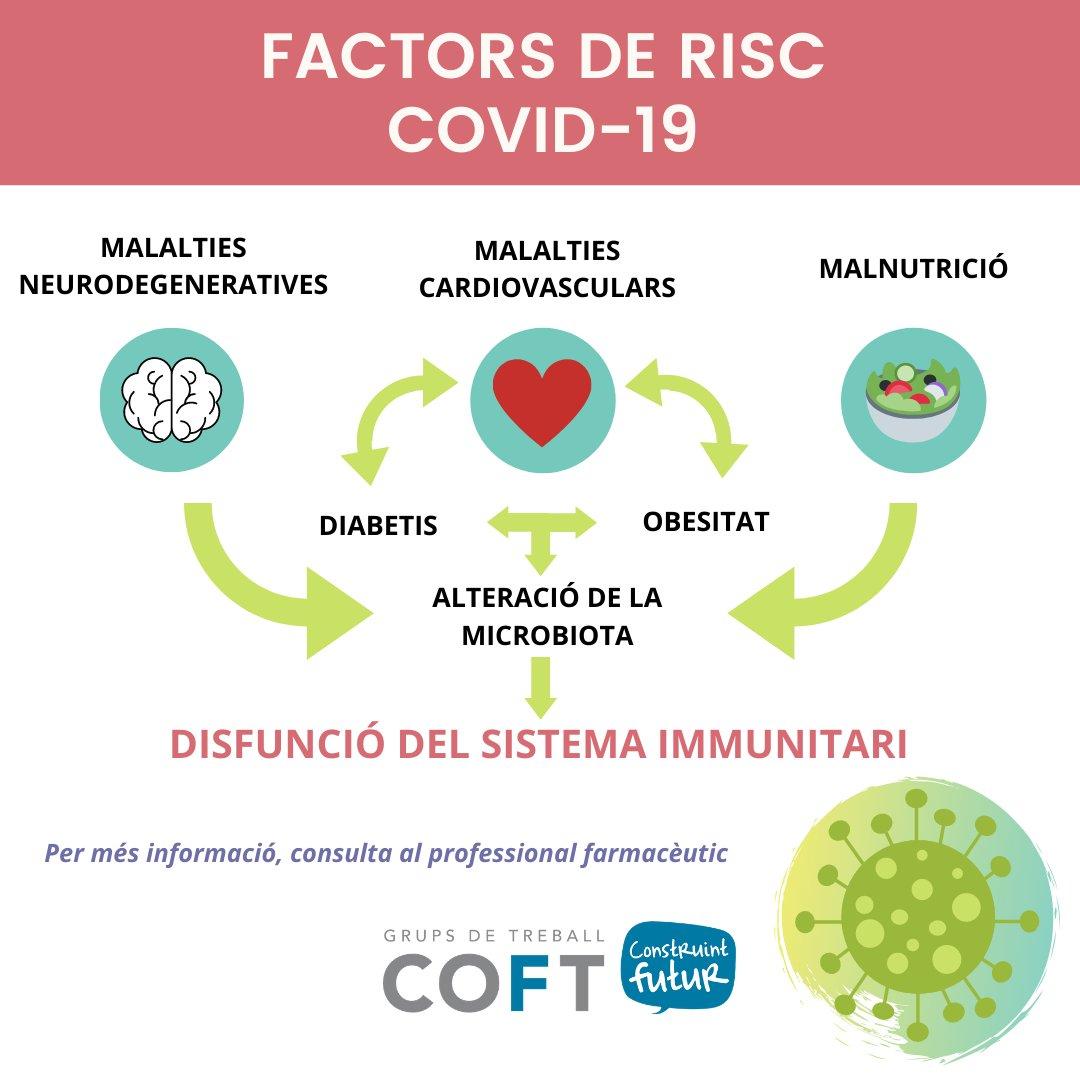 test Twitter Media - 📌 Factors de risc COVID-19  🥝 L'alimentació és fonamental per tenir una bona microbiota. Menja sa i equilibrat 🥗 per aconseguir un sistema immunitari fort 💪    ℹ️ Per més informació, consulta a la teva farmàcia de confiança. https://t.co/DED8qHJ3Ev