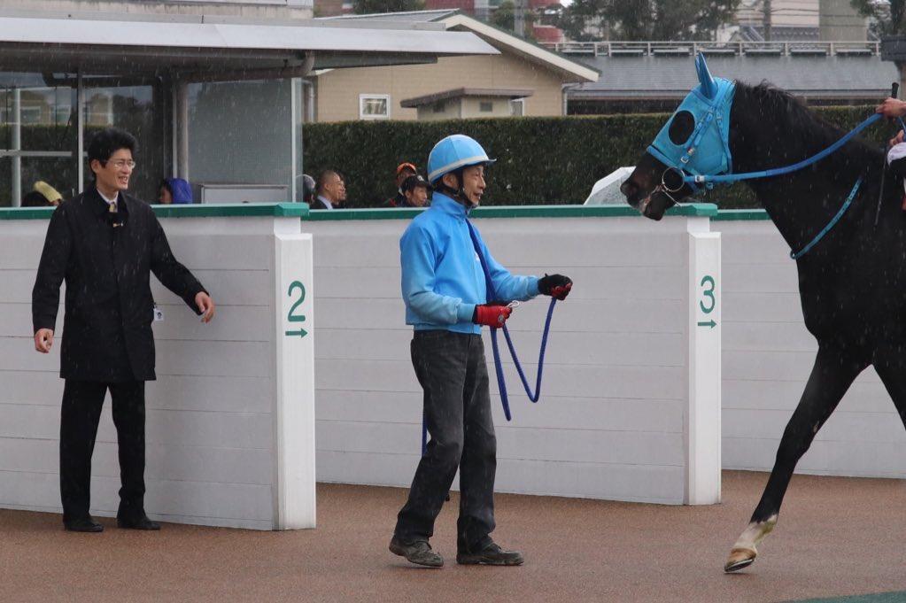 test ツイッターメディア - @yasuko1092 えー😁もしやパーティーですか?羨ましいです!! 皆んな馬ちゃんがオジュウチョウサンにみえるんですよね😂和田厩舎のメンコは😆 https://t.co/AazOsRV6A3