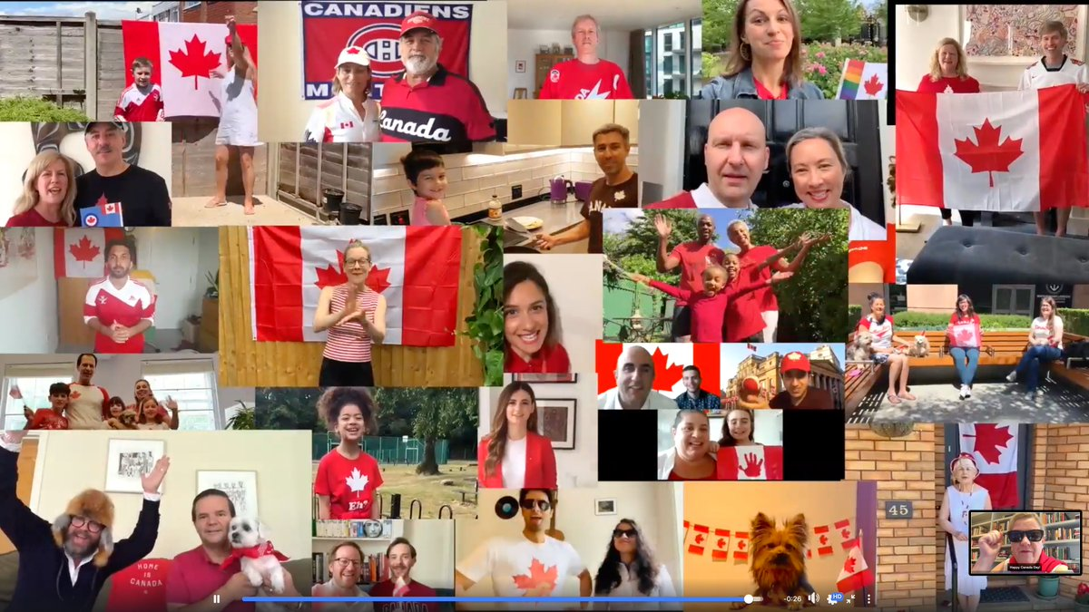 test Twitter Media - Wonderful to see @JaniceCharette & friends at @CanadianUK for their #CanadaDayUK broadcast on https://t.co/wEkkhkMN9R with special message from @DominicRaab. You've been working so hard, so enjoy the virtual #CanadaDay party at home. Can't wait to see you again at Canada House! https://t.co/VIoMjK6Lit